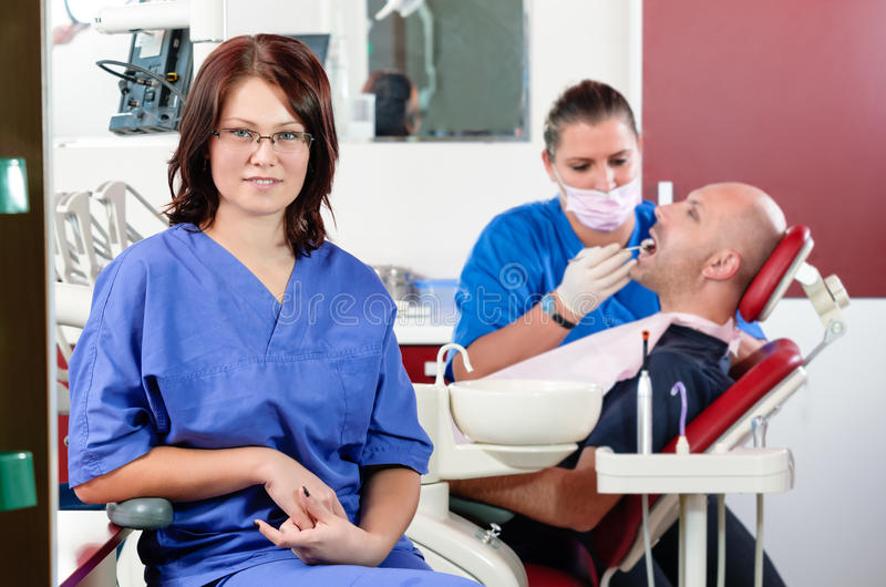 Download Dentist stock image. Image of human, dentistry, adult - 28445781