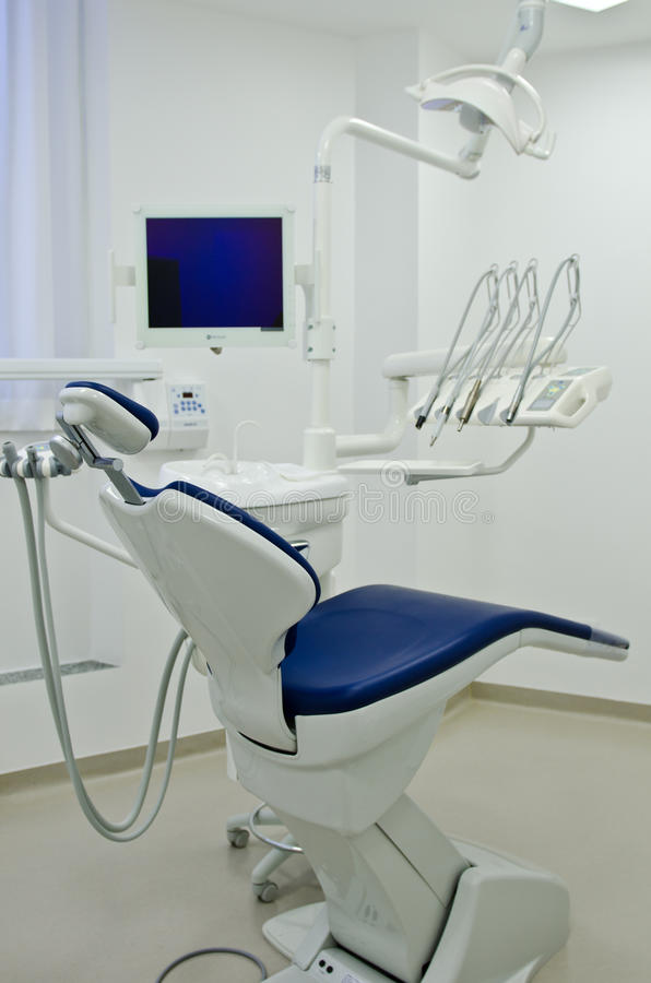 Download Dentist chair stock image. Image of clinic, furniture - 25792919