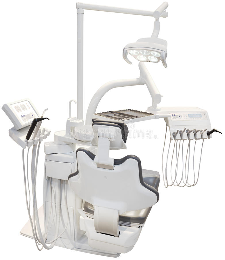 Download Dentist Chair Cutout stock image. Image of orthodontic - 26448907