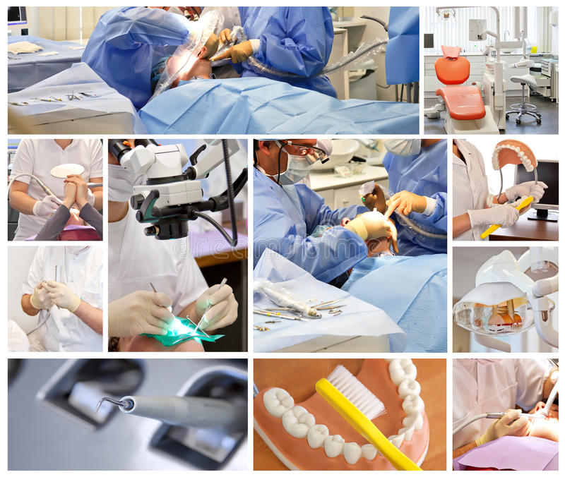 Download Dentist clinic stock image. Image of computer, equipment - 23808197