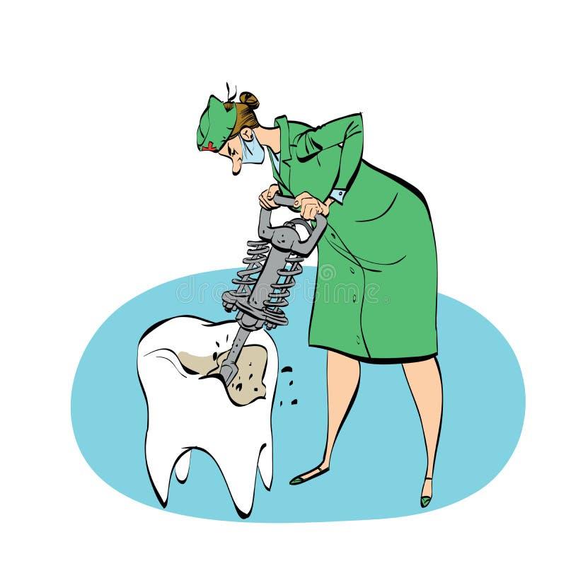 больших гифка стоматолог отбойный молоток можно сочетать другими