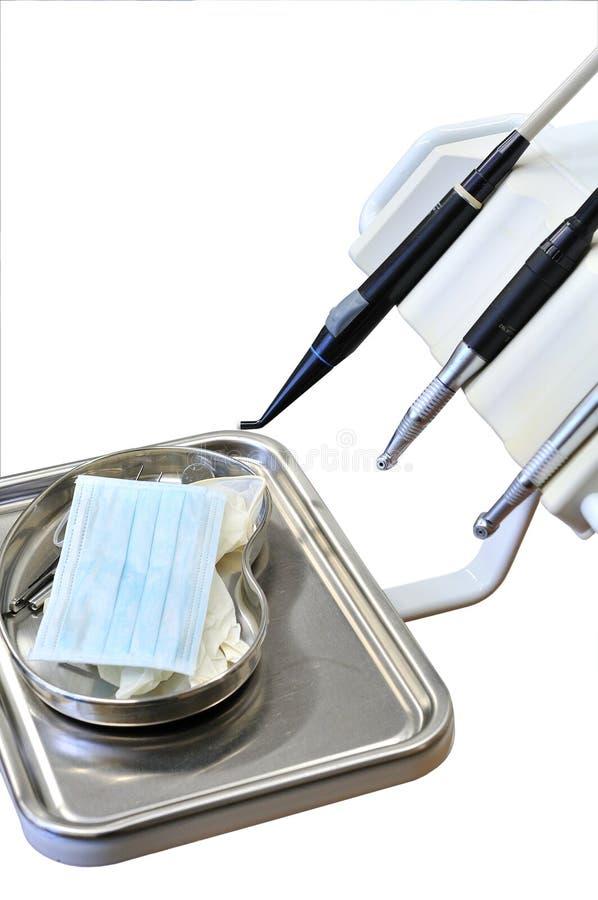 Dentist tools stock photography