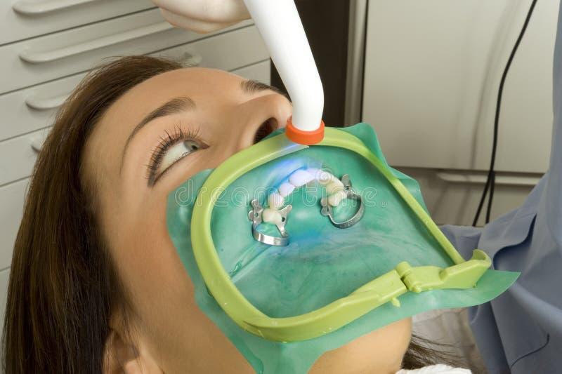 dentista fotografia stock