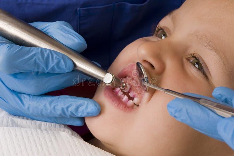 Dentista imagem de stock royalty free