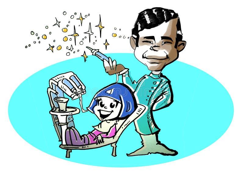 Dentista libre illustration