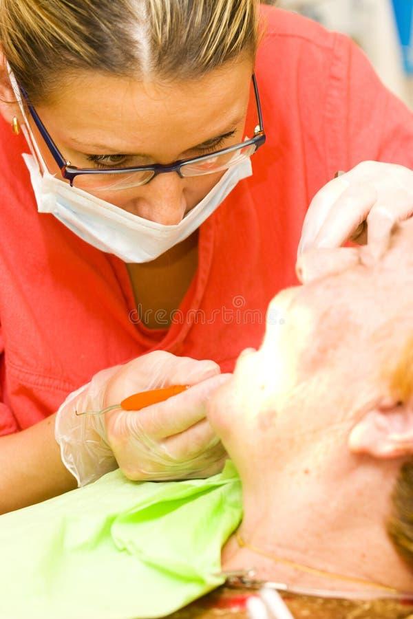 Dentista Fotografía De Archivo