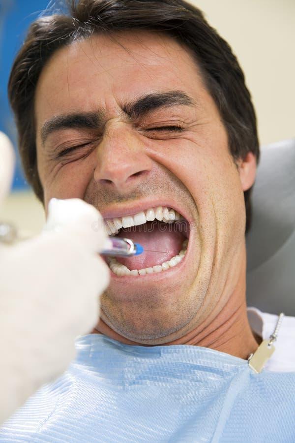 Dentista foto de archivo