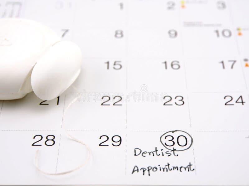 Dentista Appointment fotos de stock royalty free