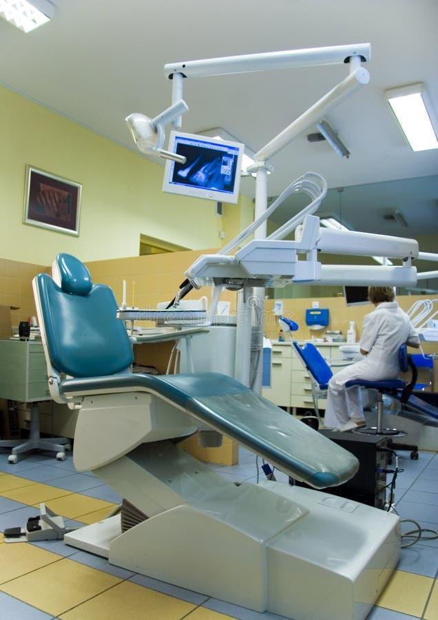 Dentista surgary immagini stock libere da diritti