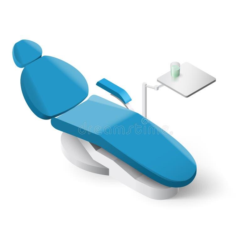 Dentista Tools ilustración del vector