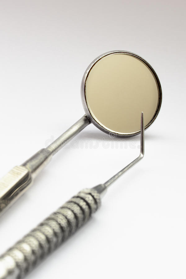 Dentiste Tools photographie stock