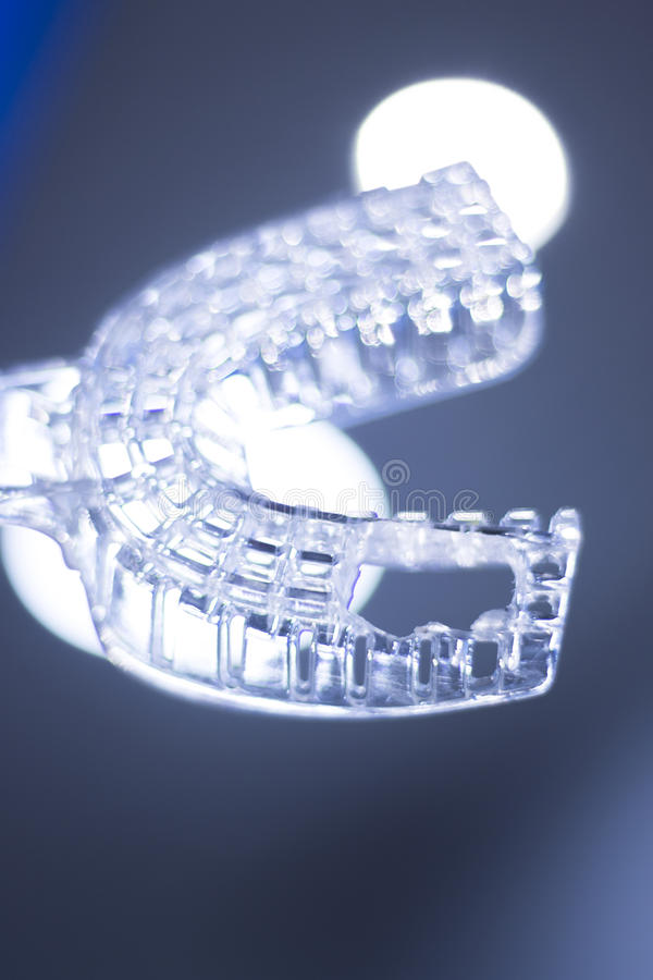 Dentists dental tooth orthodontic mold royalty free stock photos
