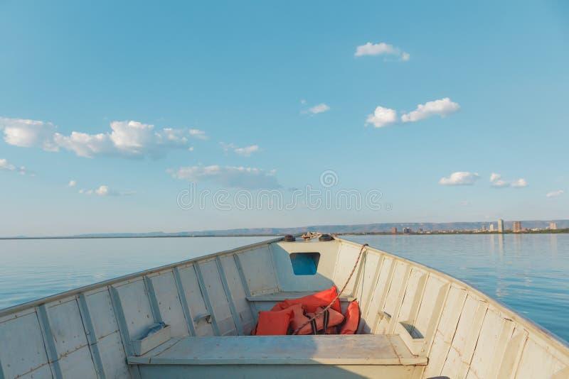 Download Dentro do barco foto de stock. Imagem de inside, vida - 65576444