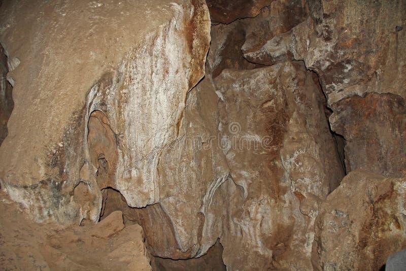 Dentro la caverna del parco colossale della montagna della caverna fotografie stock