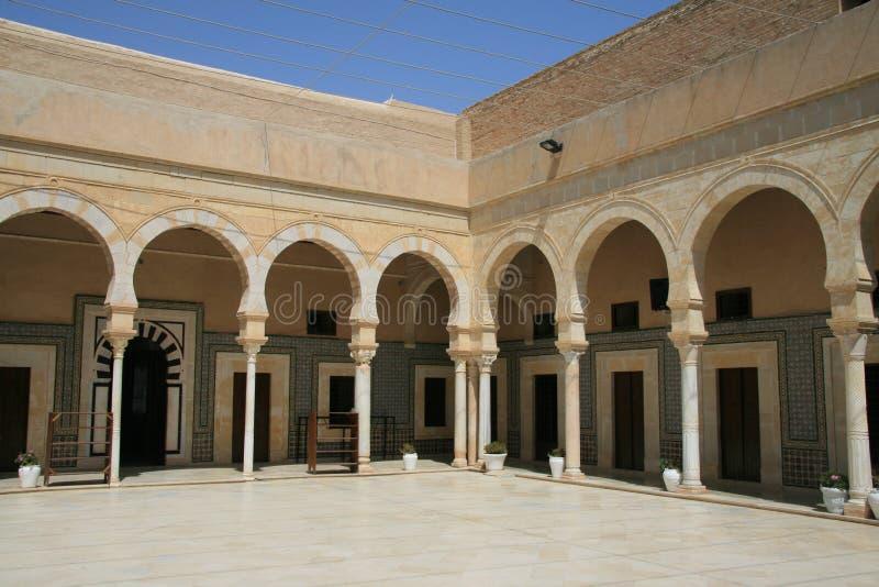 Dentro Qayrawan 3 immagine stock