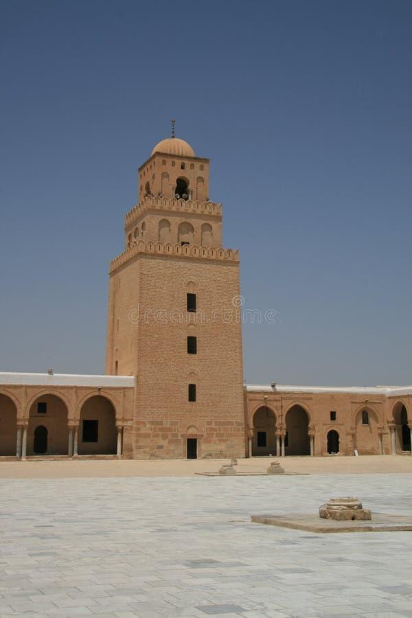 Dentro Qayrawan fotografie stock libere da diritti