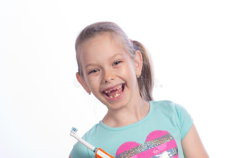 dents de brossage photos libres de droits