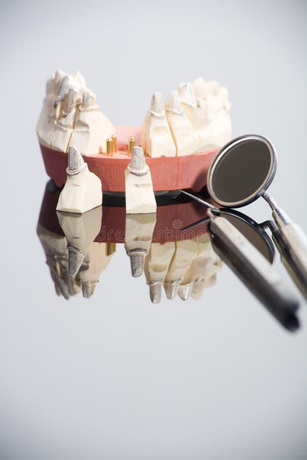 dentystów narzędzia obraz stock