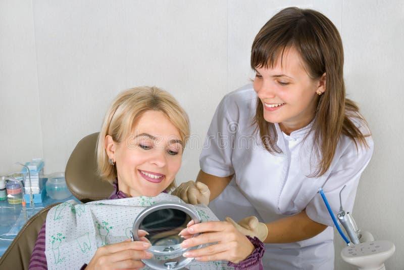 dentysta obrazy stock