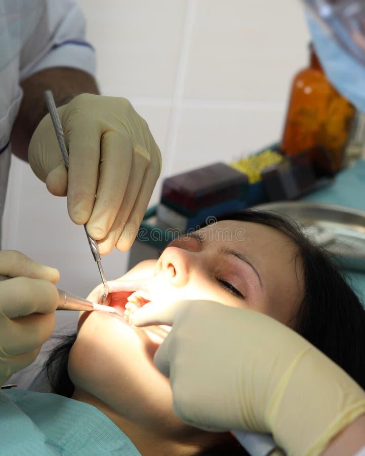 dentysta zdjęcia stock