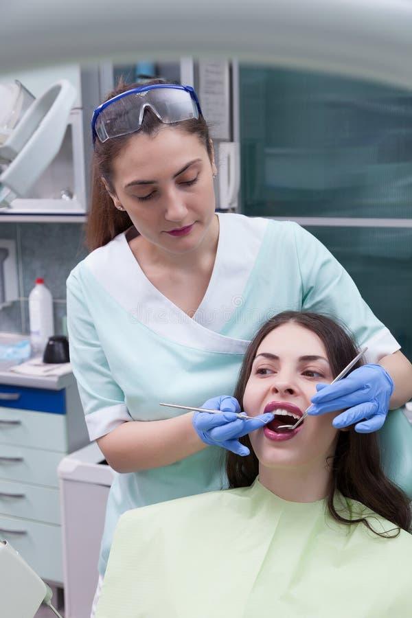 Dentysty biuro zdjęcie royalty free