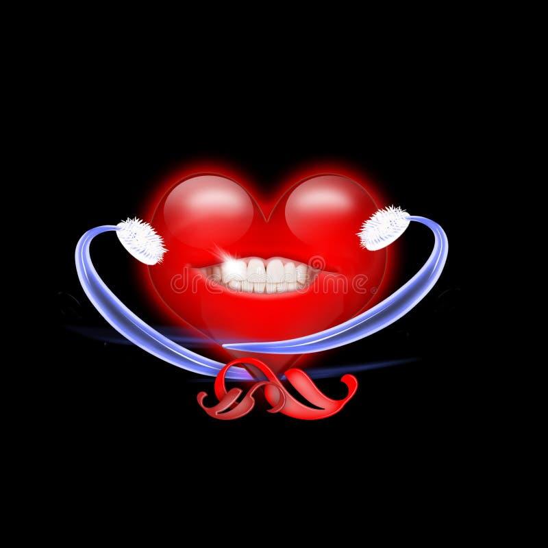 dentystyka logo ilustracja wektor