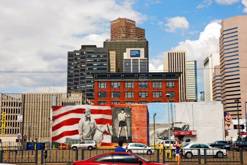 Denver fotografía de archivo