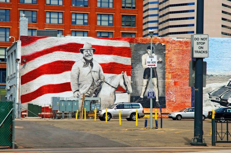 Denver fotos de archivo libres de regalías