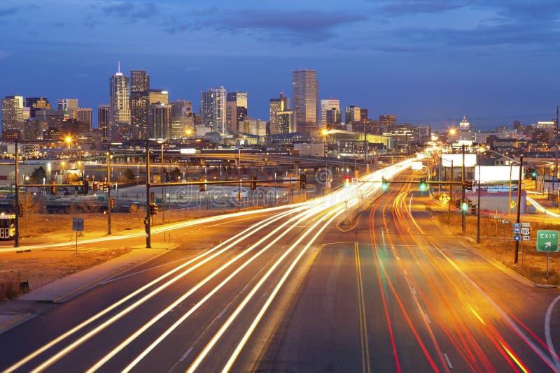 Denver. fotos de archivo