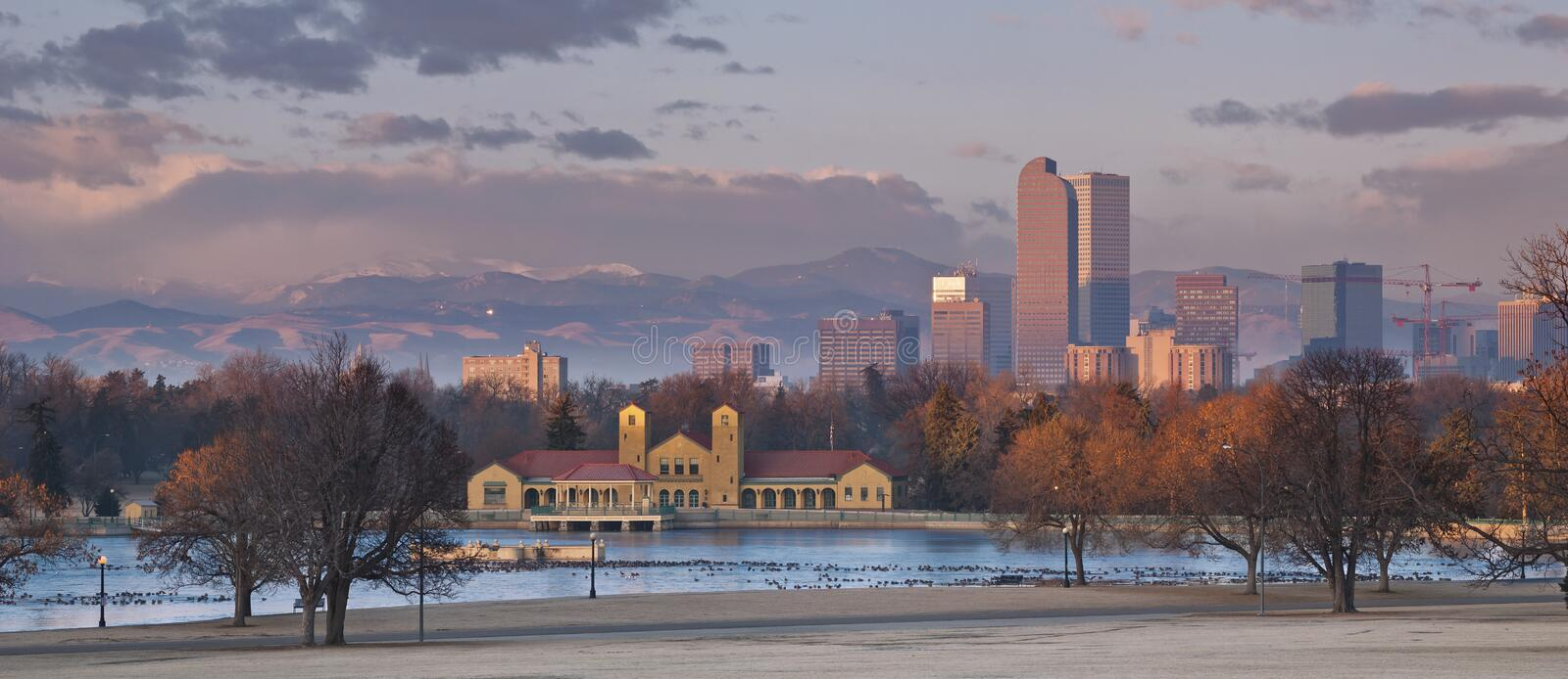 Download Denver. stock photo. Image of city, financial, nobody - 28297144