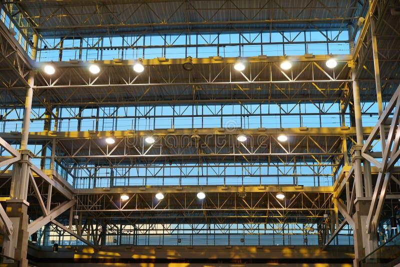 Denver Airport stock fotografie