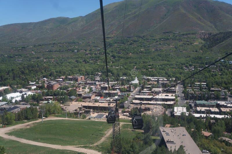 Denver Capital fotos de archivo