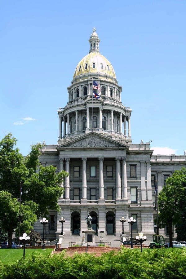 Denver Capitol Building stock image