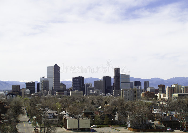 Download Denver, CO stock image. Image of several, windows, states - 2282571