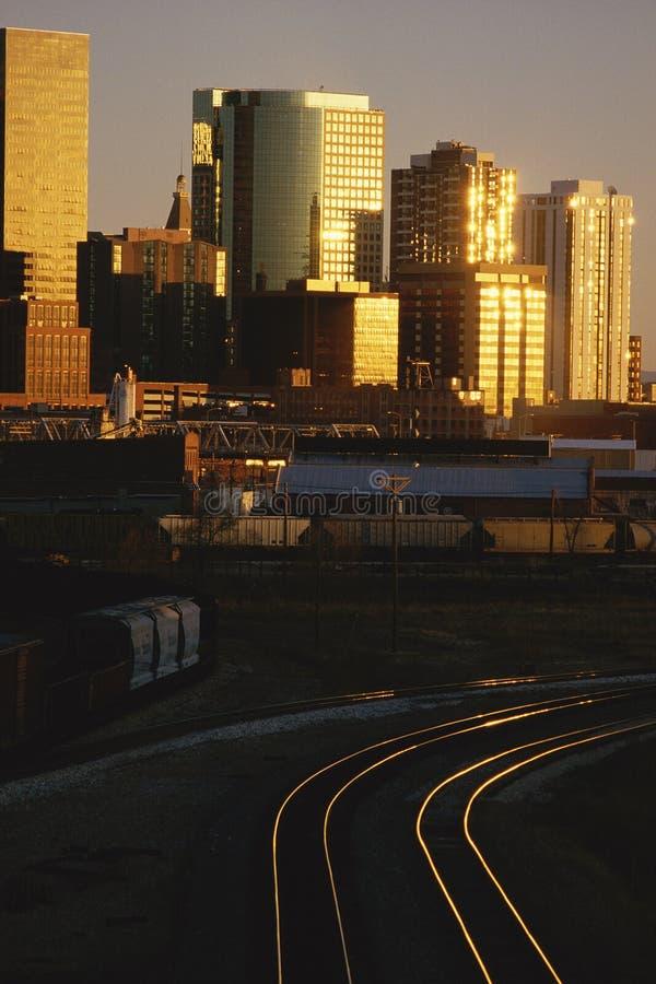 Download Denver, CO skyline stock photo. Image of metropolitan - 23147736