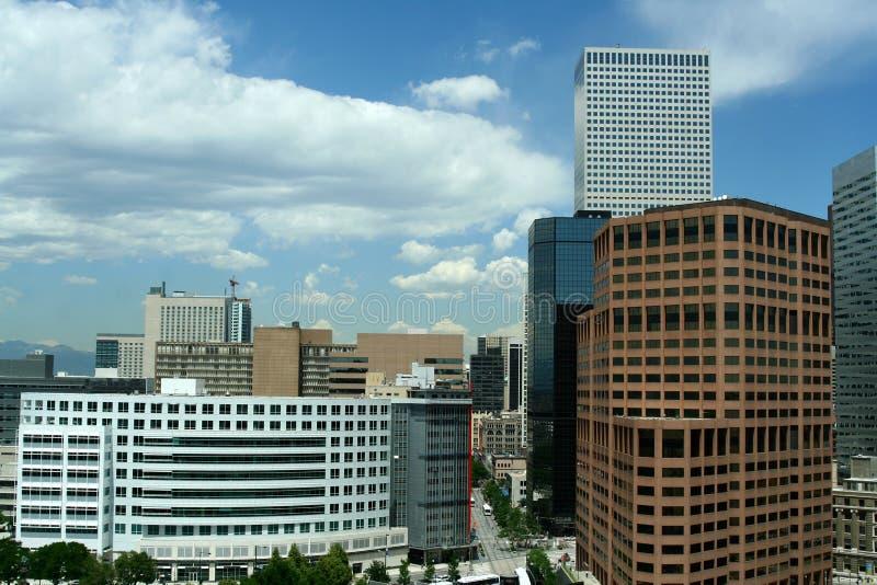 Denver, Colorado foto de archivo libre de regalías