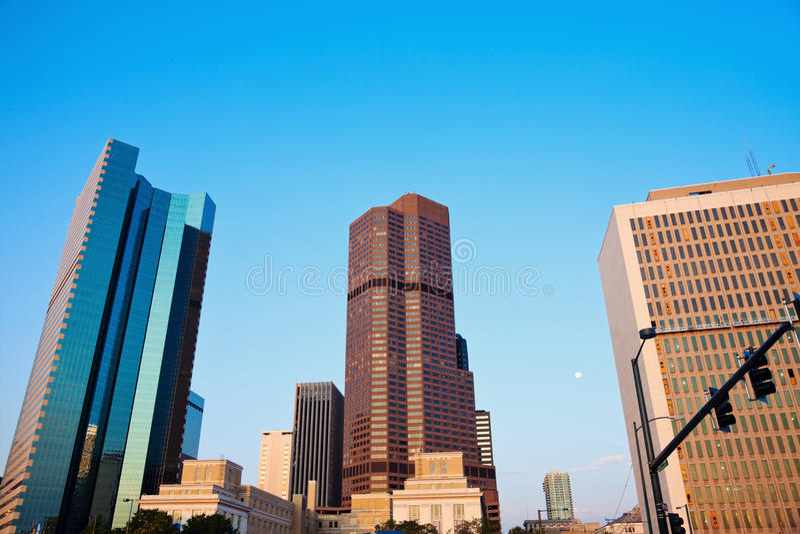 Denver, Colorado fotografia stock libera da diritti
