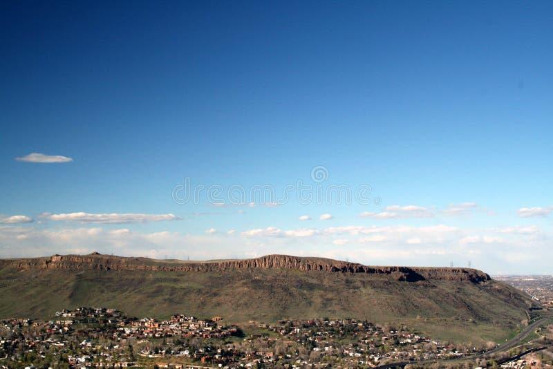 Denver Colorado royalty free stock photography
