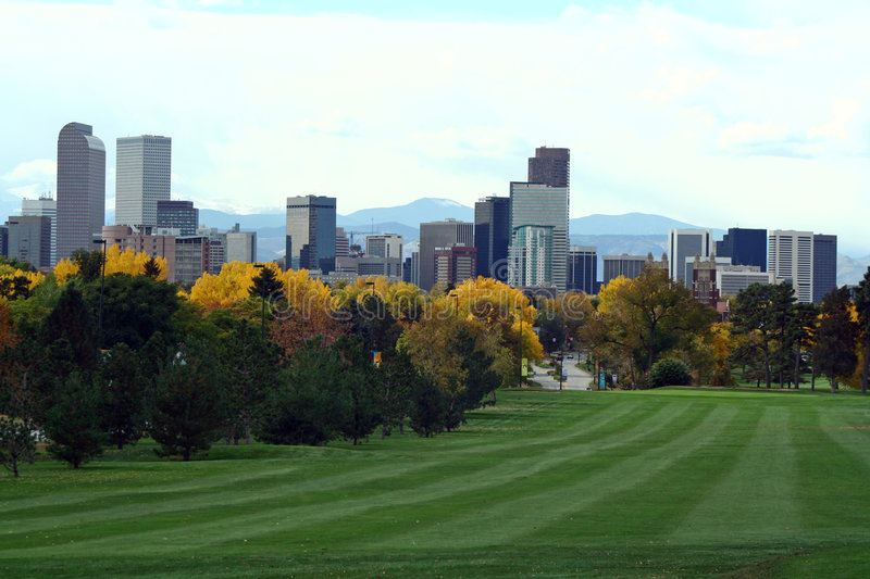 Download Denver, Colorado Royalty Free Stock Photography - Image: 7306357