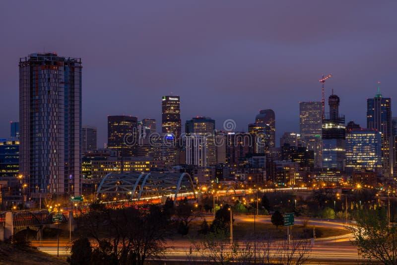 Denver, Colorado imagen de archivo libre de regalías