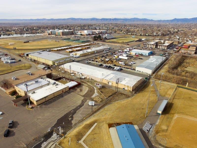 Denver Colorado fotografía de archivo libre de regalías