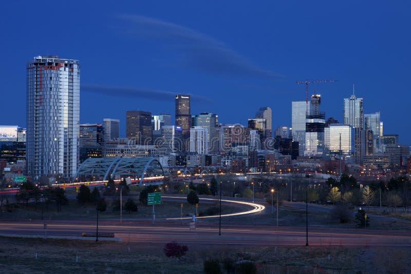 Denver, Colorado royalty-vrije stock fotografie