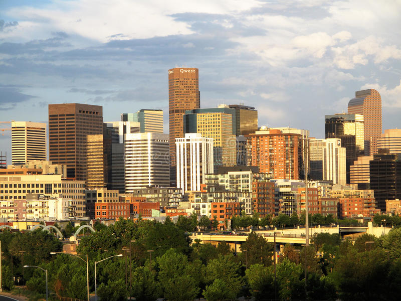 Denver Day royalty free stock images