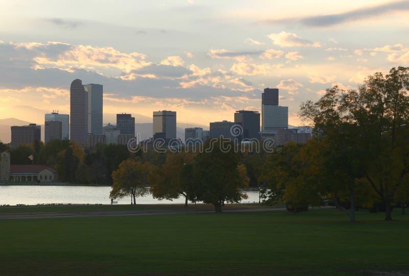 Denver du centre photos libres de droits