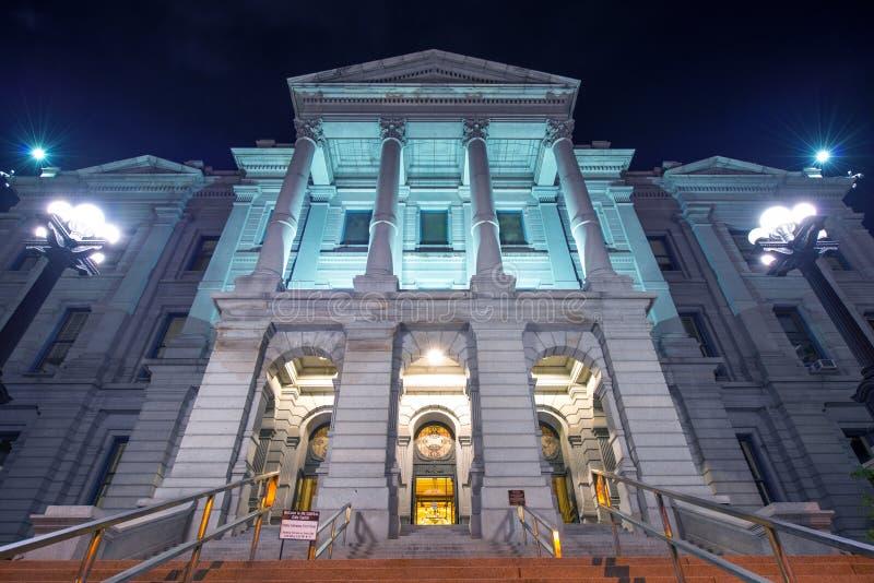 Denver histórica imagen de archivo