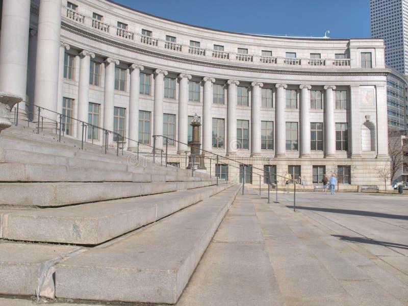 Denver histórica foto de archivo