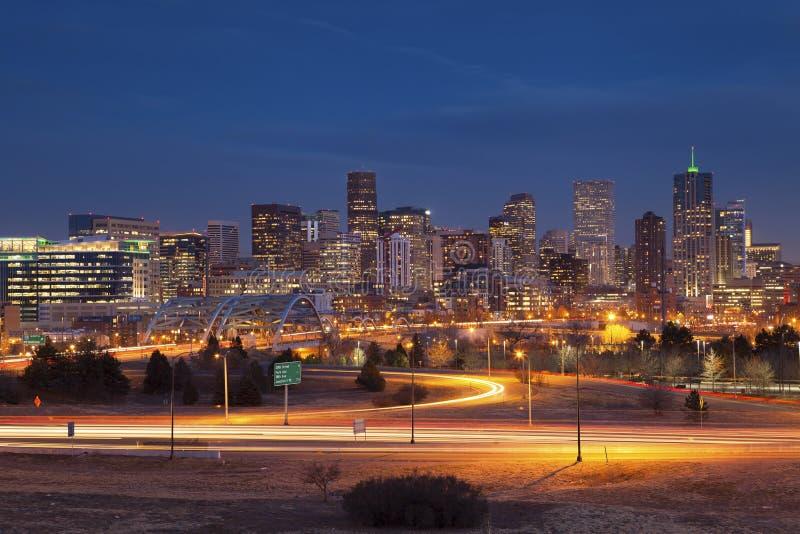 Denver horisont.