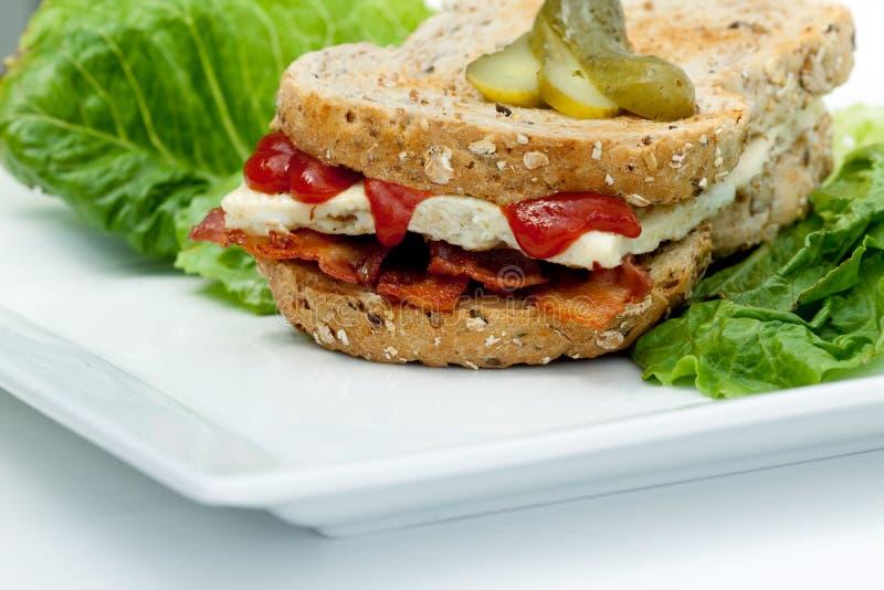 Download Denver Sandwich Royalty Free Stock Images - Image: 10827539