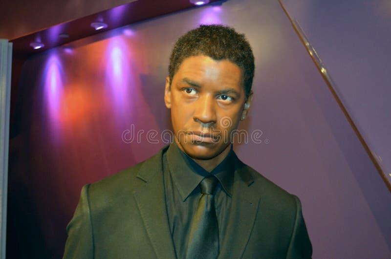 Denzel Washington imágenes de archivo libres de regalías