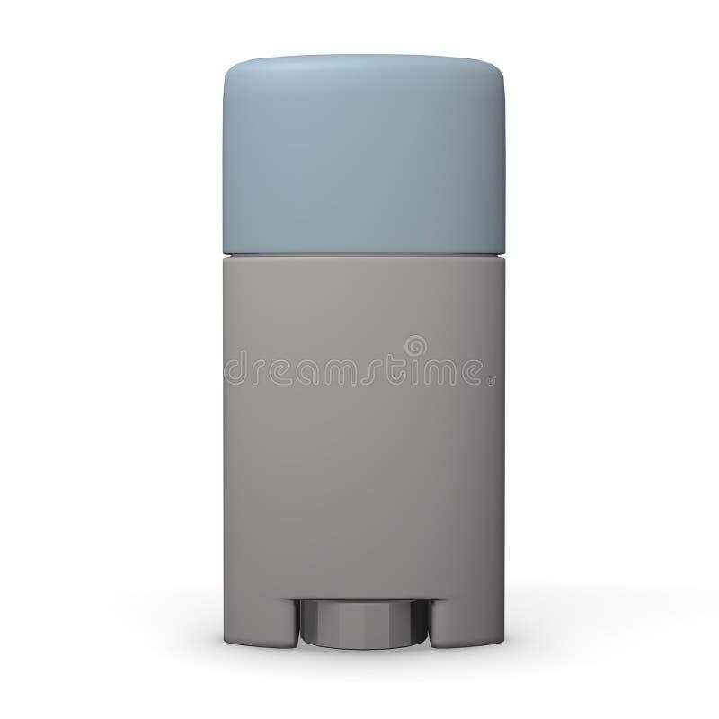 deodorant иллюстрация вектора